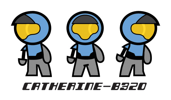 Catherine-B320