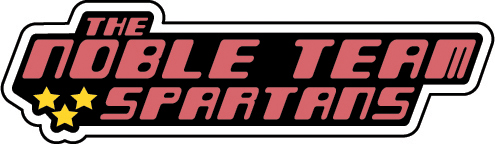 Noble Team Spartans Logo