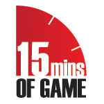15 Minutes of Game Logo